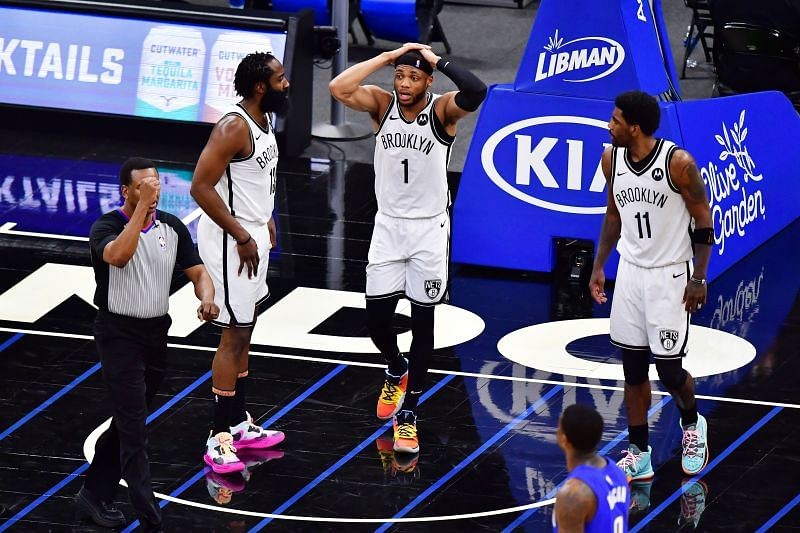 The Brooklyn Nets fell to a defeat in Orlando this week.