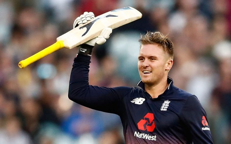 Jason Roy seemed to be in good nick in the 1st T20I