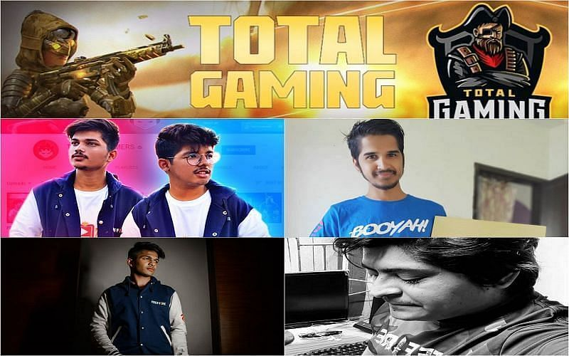 Top Free Fire YouTubers from India