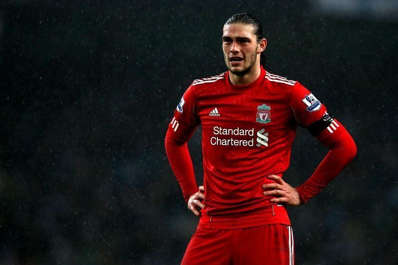 Andy Carroll is one of Liverpool
