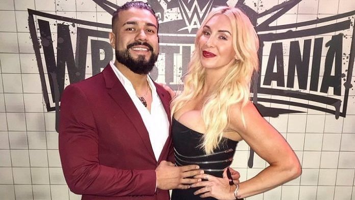 Andrade opened up about Charlotte Flair