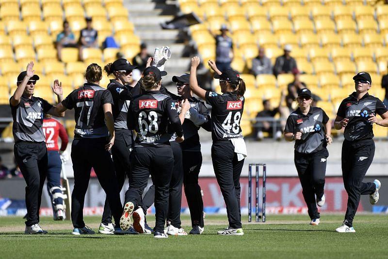 न्यूजीलैंड महिला टीम