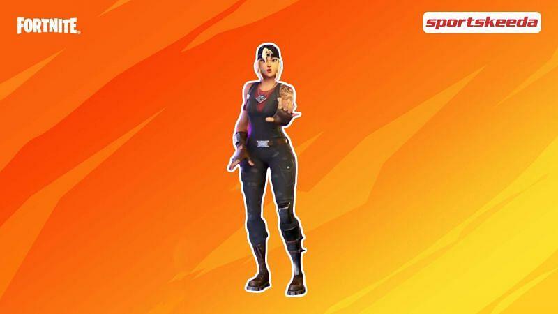 Chicken Wing It TikTok emote in Fortnite might cause a copyright strike for Twitch streamers (Image via Sportskeeda)