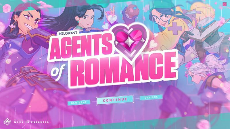 Valorant: Agents of Romance to arrive on PC in 2021 (Image via Riot Games)