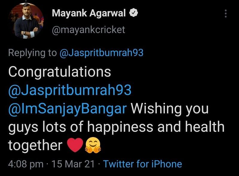 Mayank Agarwal