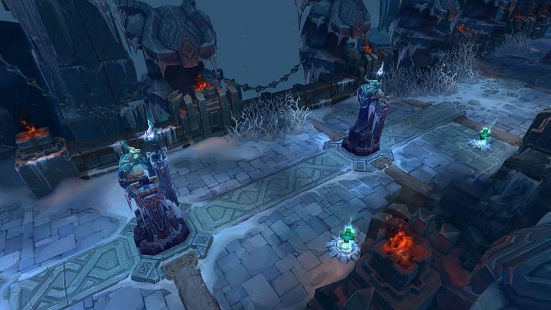 League of Legends ARAM Champion Select is completely random (Image via Riot Games)