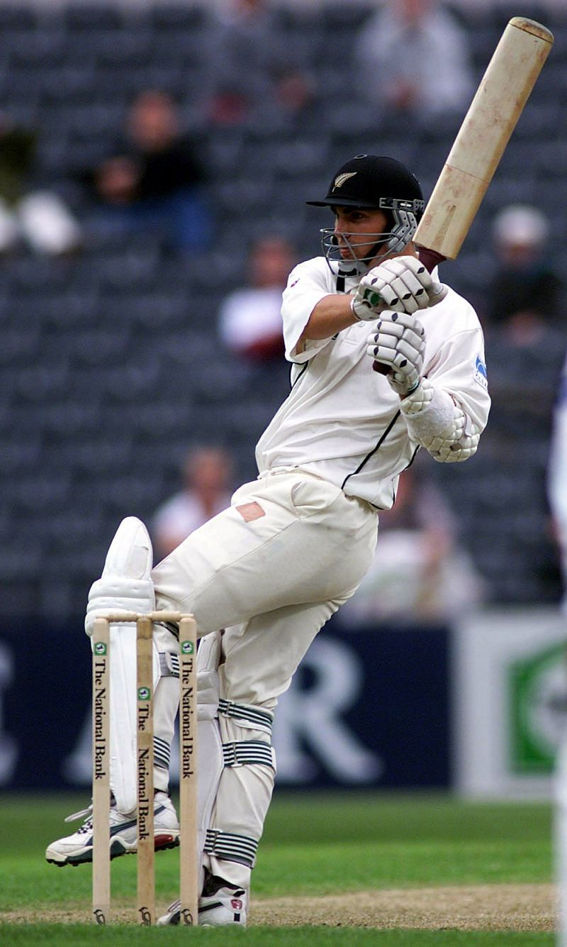 Mathew Sinclair was one of those who got a double hundred on Test debut