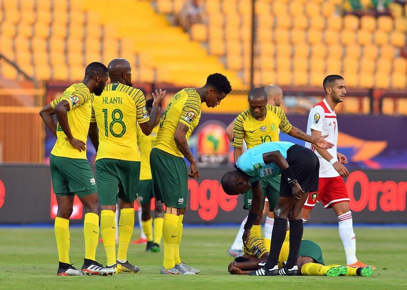 South Africa will travel to take on Sudan in a crucial Afcon qualifier