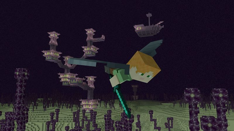 Minecraft general end photo (Image via gearnuke)