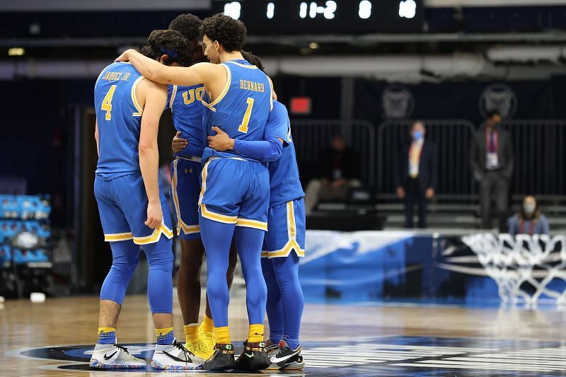 The UCLA Bruins carry a 21-9 overall record