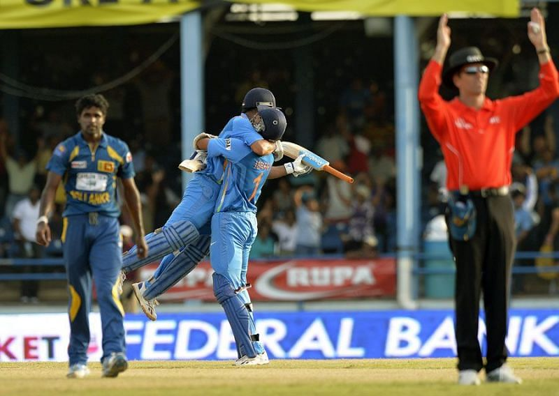 MS Dhoni had salvaged an improbable situation for India (Credits: ESPN Cricinfo)