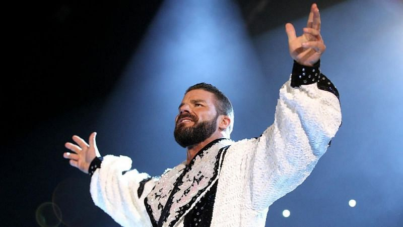 Robert Roode is among the most experienced performers on WWE SmackDown