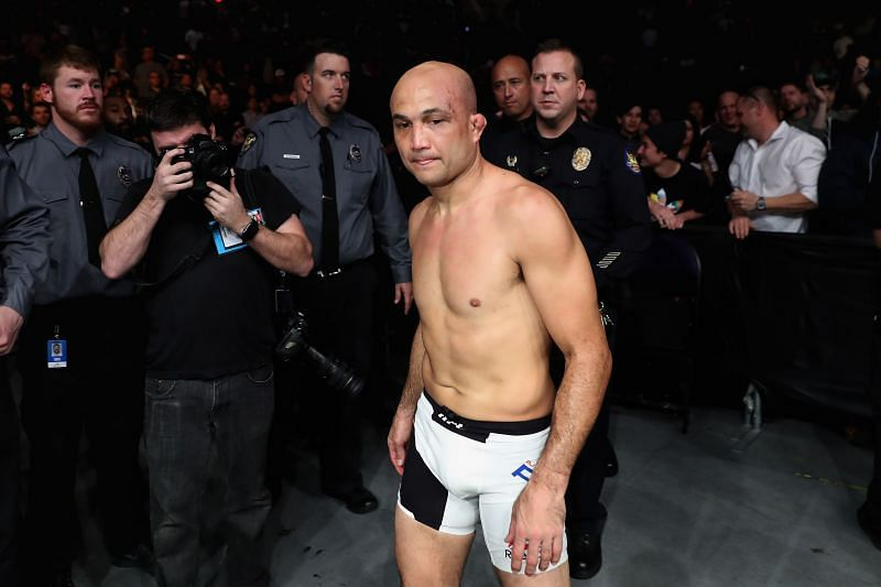 BJ Penn suffered a string of losses when he returned from retirement, damaging his UFC legacy in the process