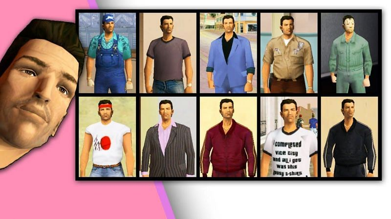 Gamers start with the default street clothes, but they