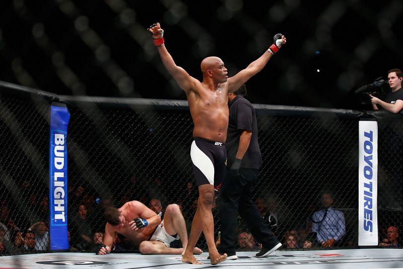 Anderson Silva has 23 KOs in MMA
