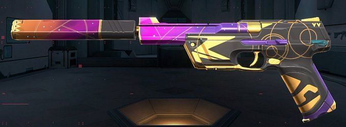 Astra Contract Eclipse Weapon Skin Image by Riot Games