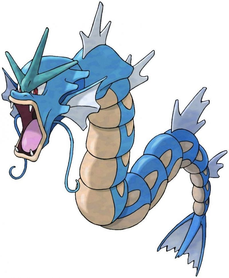 Gyarados (Image via The Pokemon Company)