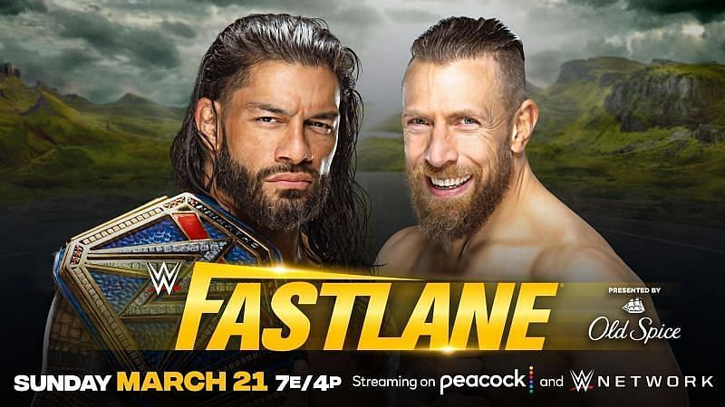 WWE फास्टलेन 2021(Fastlane 2021)