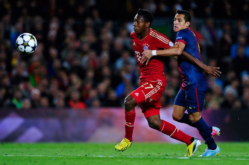 Bayern were too strong for Barcelona in both legs.