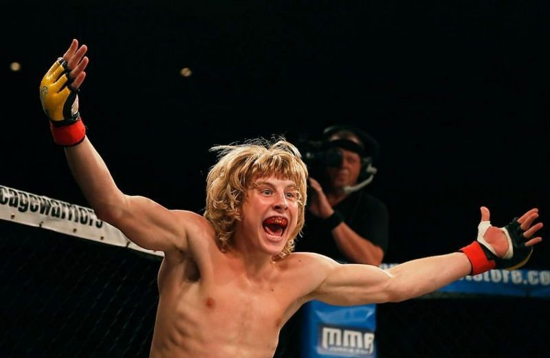Paddy Pimblett has signed with the UFC.