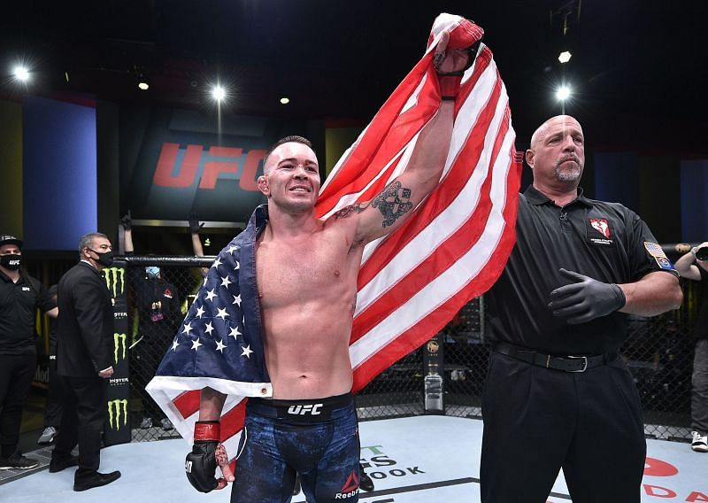 Could Colby Covington be a surprising future challenger for Israel Adesanya?
