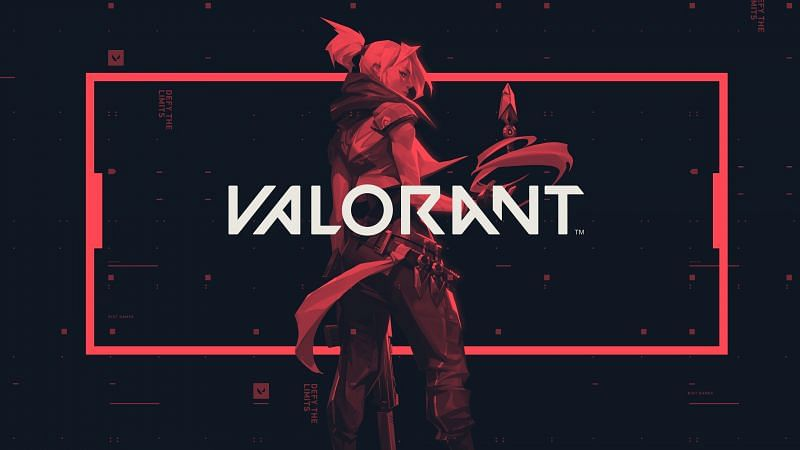 Using sprays in Valorant. Image from Riot Games.