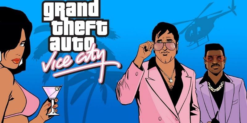 There are many features that fans loved in GTA Vice City (Image via Rockstar Games)