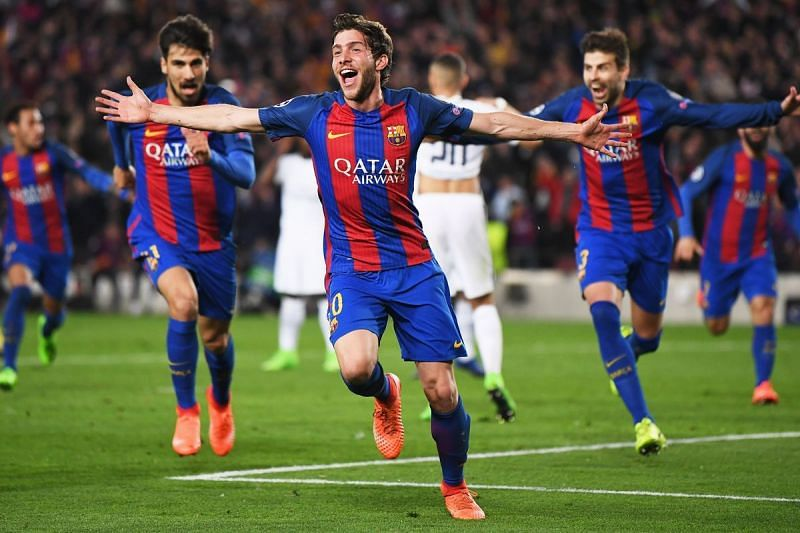 Barcelona beat PSG 6-1 to wipe out a 4-0 first-leg deficit in their 2017 Champions League clash.