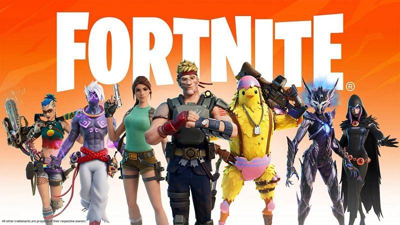 (Image via Epic Games - Fortnite)