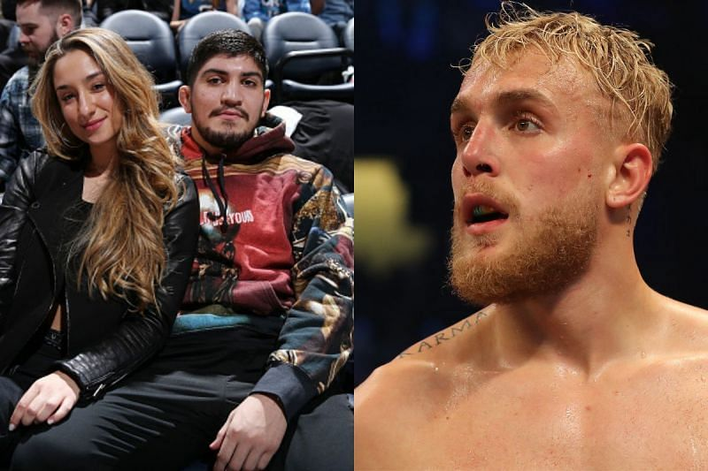 Did Jake Paul really hook up with Dillon Danis