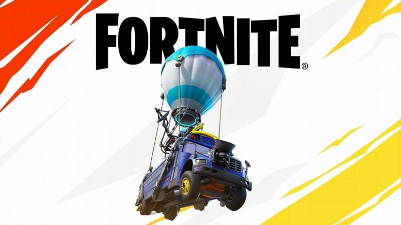 Collecting mechanical parts in Fortnite Season 6 (Image via Epic Games)
