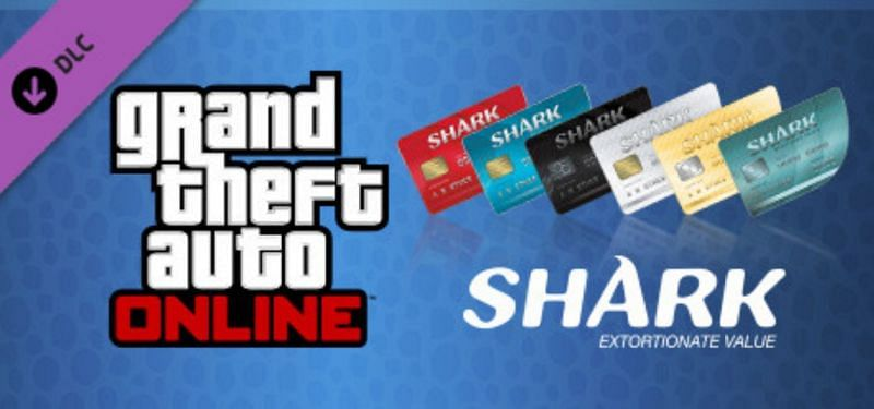 Shark Cards help new players catch up to veterans in the game (Image via GTA 5, Steam)