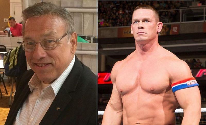 John Cena Sr. and John Cena