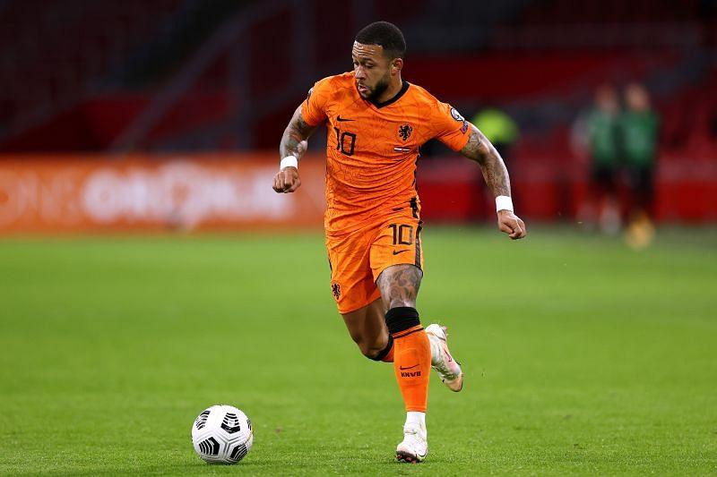 Netherlands vs Latvia - FIFA World Cup 2022 Qatar Qualifier