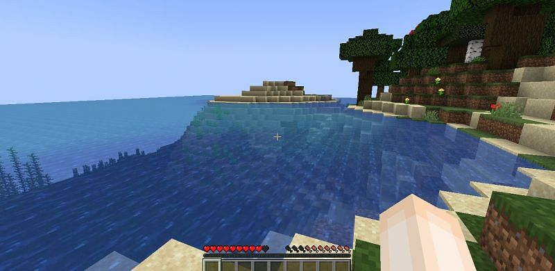 Centural Survival Overworld (Image via Minecraft)