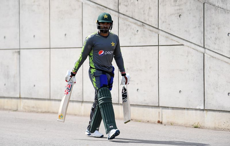 Asif Ali has not played a single ODI match since the 2019 World Cup