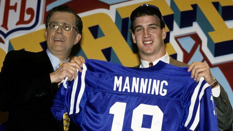 Former NFL QB Peyton Manning