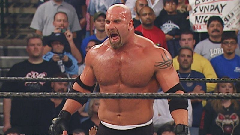 Goldberg has a different perspective on the wrestling business than he used to.