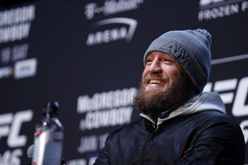 UFC superstar Conor McGregor