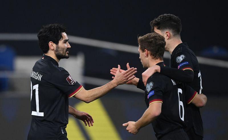 Kai Havertz scored as Germany thumped Iceland 3-0