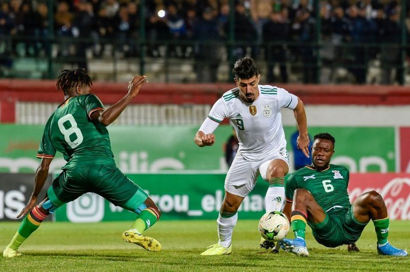 Algeria, the reigning Afcon champions, have already qualified for next year