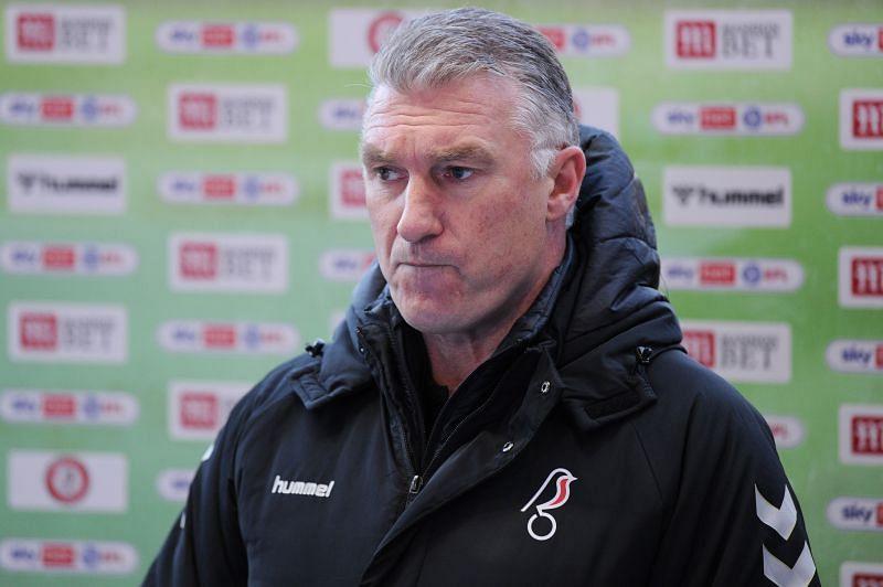 Bristol City manager Nigel Pearson