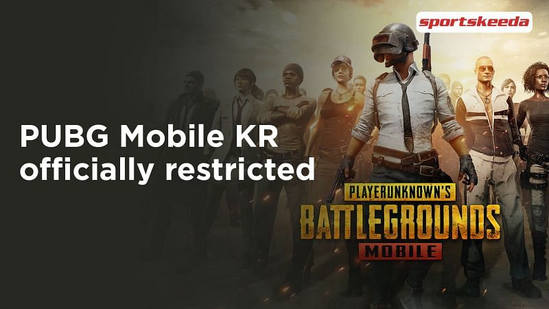 Korean version of PUBG Mobile is going to be restricted from June 30 (Image via Sportskeeda)