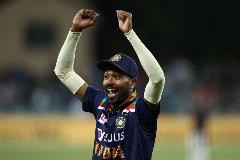 Hardik Pandya has not been so successful with the bat in home T20Is