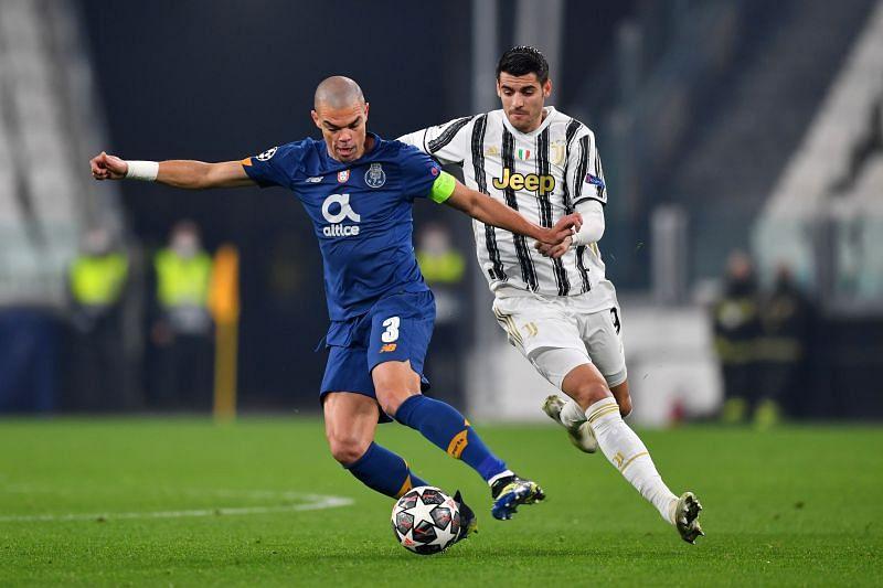 Juventus v FC Porto - UEFA Champions League Round Of 16 Leg Two