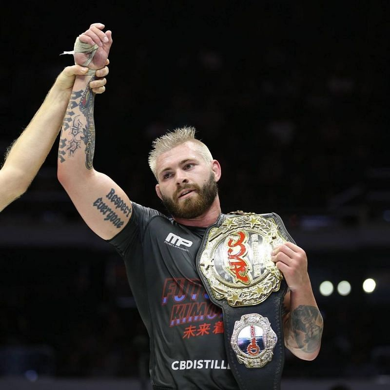 Gordon Ryan is widely regarded as one of the best grapplers in the world. (Photo from Gordon Ryan