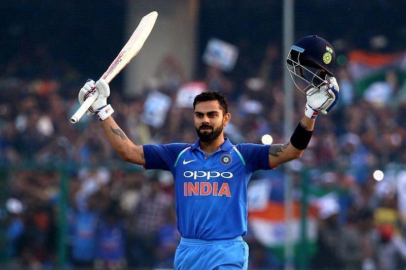 Virat Kohli will be back in action in the ODI series
