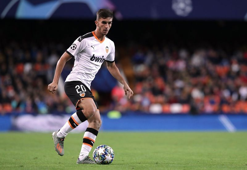 Ferran Torres was a breakout star at Valencia