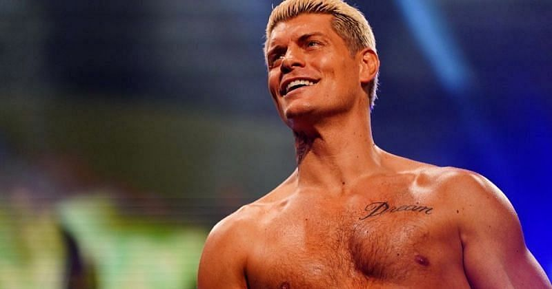 Cody Rhodes had some interesting answers during his Q/A session on Twitter