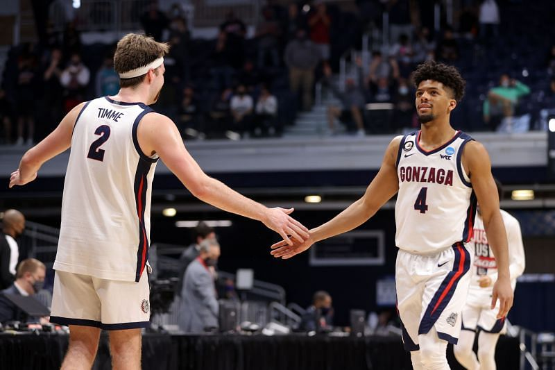 The Gonzaga Bulldogs are the only undefeated team in college basketball